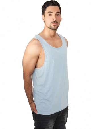 МАЙКА URBAN CLASSICS BURNOUT JERSEY BIG TANK (SKY-BLUE, 2XL)